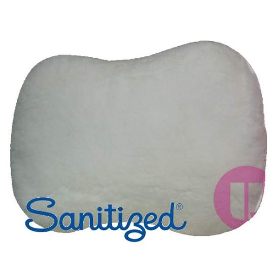 Codera antescaras SANITIZED BLANCO