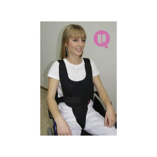 Chaleco Perineal SILLA TRANSPIRABLE