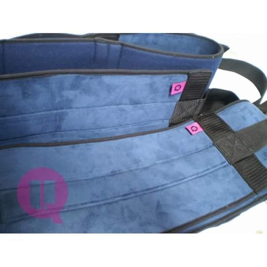 Cinturon abdominal - ACOLCHADO / HEBILLAS T/L