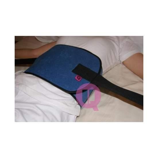 Cinturon abdominal - ACOLCHADO / HEBILLAS BASIC T/M