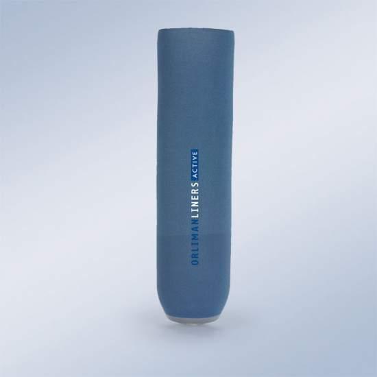 Liner tibial de silicona sin pin. ACTIVE.