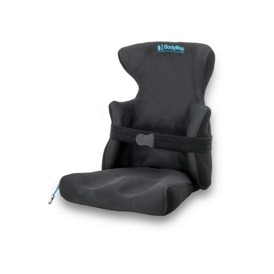 Asiento y respaldo Body Map AC