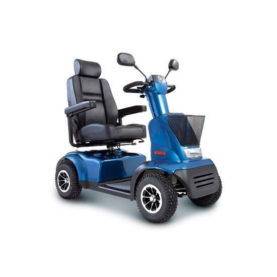Scooter de 4 ruedas Afiscooter C4