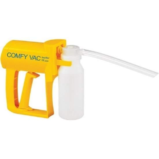 Aspirador manual de emergencia para faringe y traquea.
