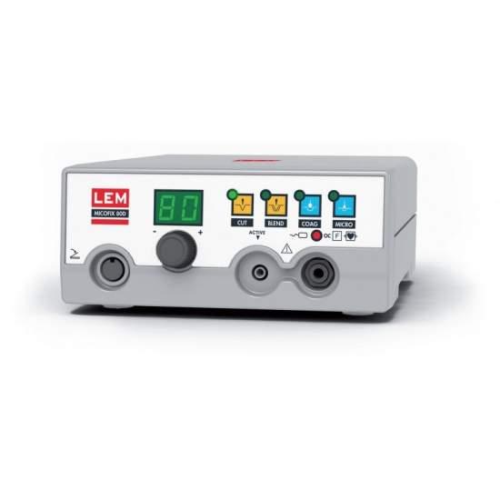 Electrobisturi digital para cirugia monopolar 80w.