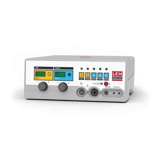 Electrobisturi digital para cirugia monopolar/bipolar 160w.