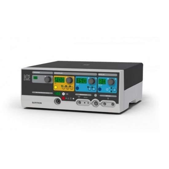 Electrobisturi para cirugia monopolar/bipolar.corte puro cut 200w