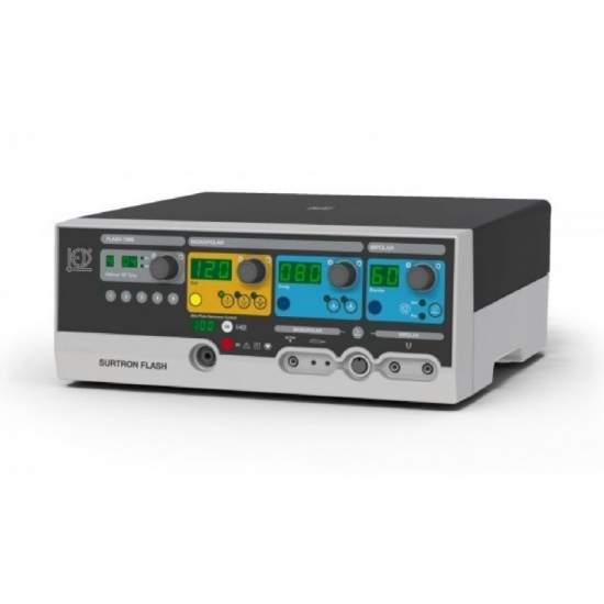 Electrobisturi para cirugia monopolar/bipolar.corte puro cut 120w