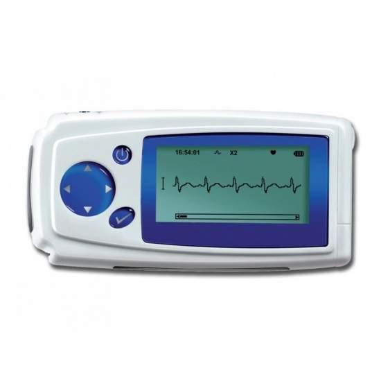 Electrocardiografo diseñado para medicos generales o de uso domestico.