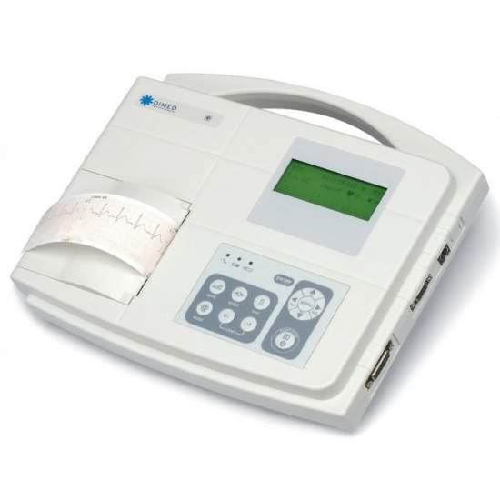 Electrocardiografo de 1 canal.