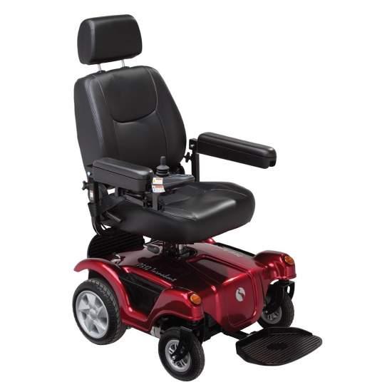 Silla de ruedas R400 eléctrica