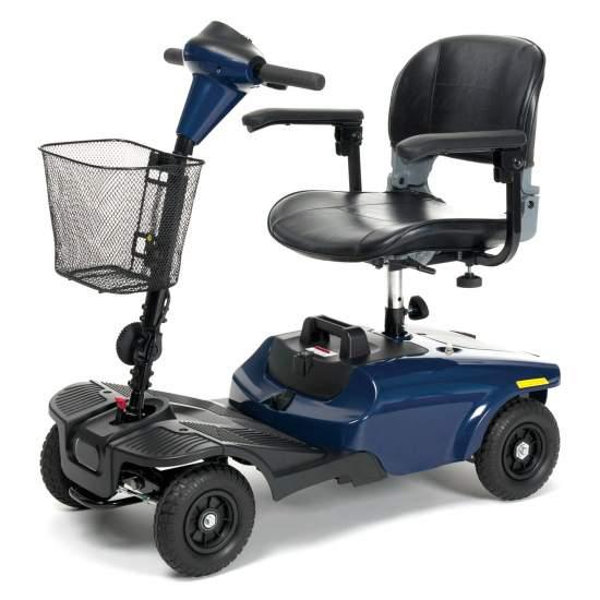 Scooter de 4 ruedas Antares