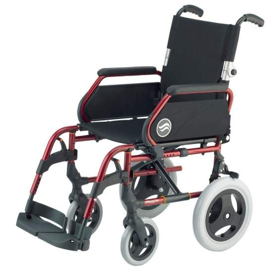 Breezy 250 - Silla de ruedas con respaldo partido