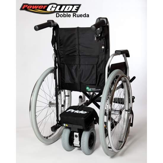 Power Glide, Motor de ayuda al acompañante