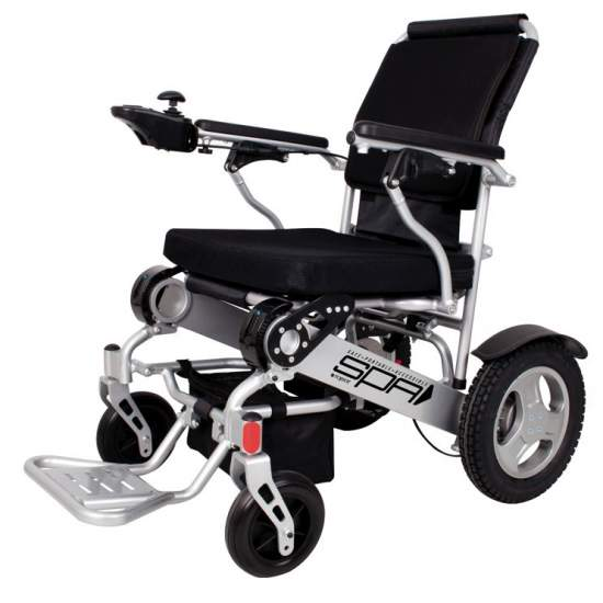 Silla de ruedas Plegable SPA 1463SE 250W