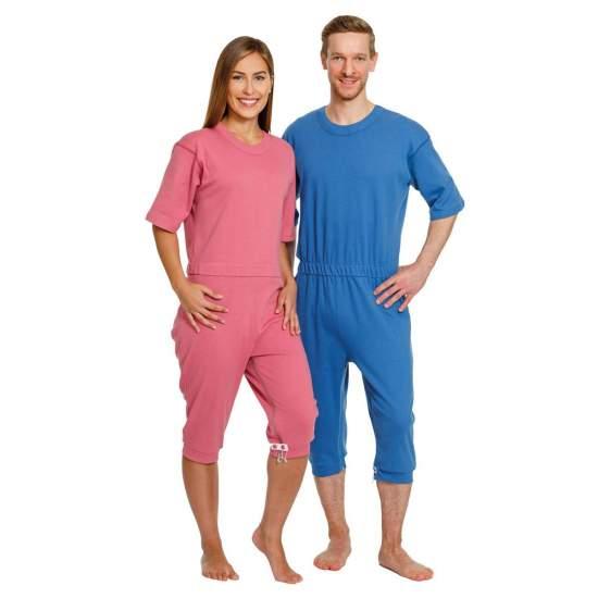 Pijamas manga corta o larga