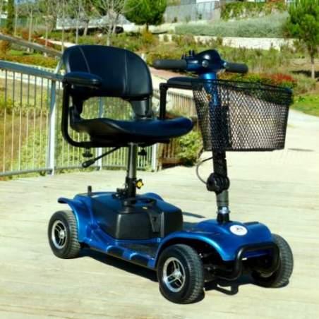 Scooter Libercar Smart 4 Ruedas