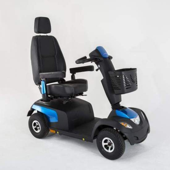 Scooter Comet Alpine + Plus de Invacare