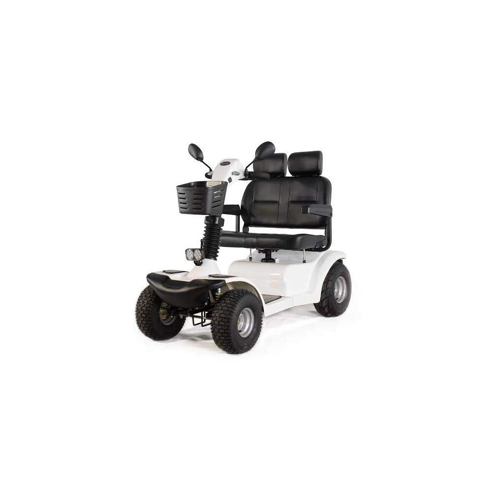 Scooter biplaza Nico 4031