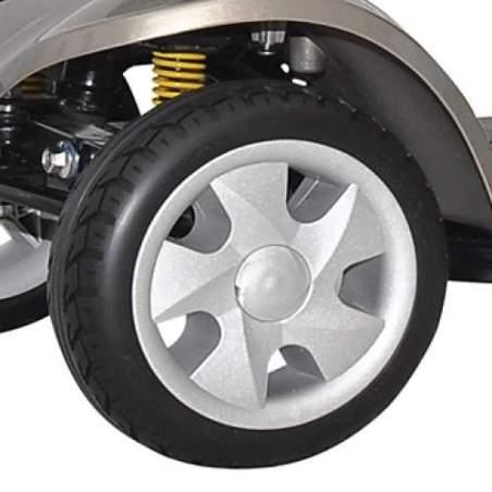 Scooter Mini Confort Kymco amortiguación trasera