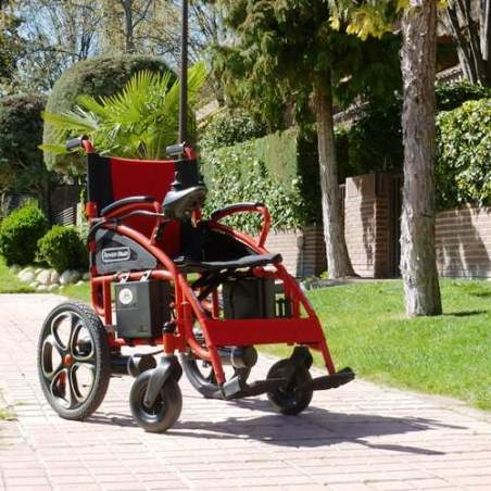 Sillla de ruedas Libercar Power Chair Sport