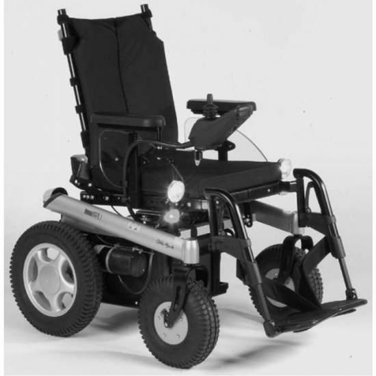 Silla de ruedas eléctrica Otto Bock B500