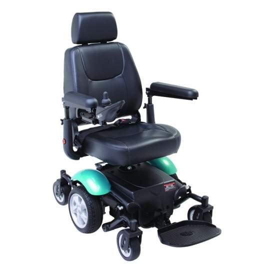 Silla de ruedas eléctrica R300