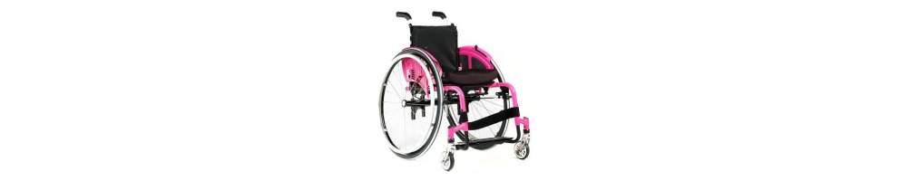 Sillas de ruedas de pediatria
