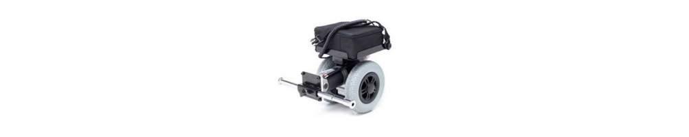 Motores para sillas de ruedas manuales