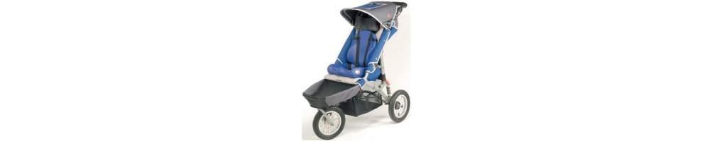 Buggys - Sillas de ruedas infantiles