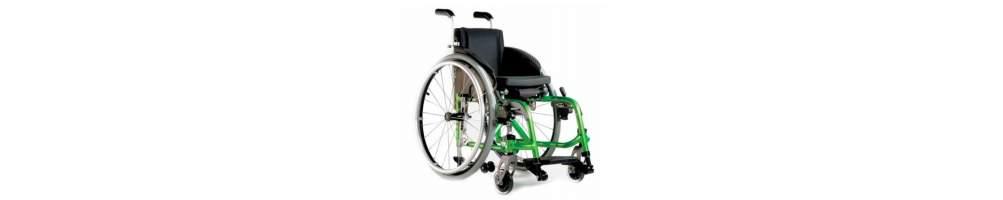 Sillas de ruedas pediátricas