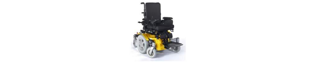 Sillas de ruedas eléctricas de pediatría