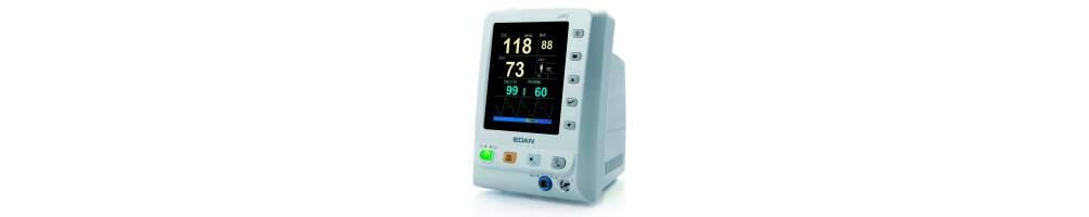 Monitores constantes vitales