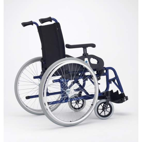 Rollstuhl Minos Metropoli große Räder