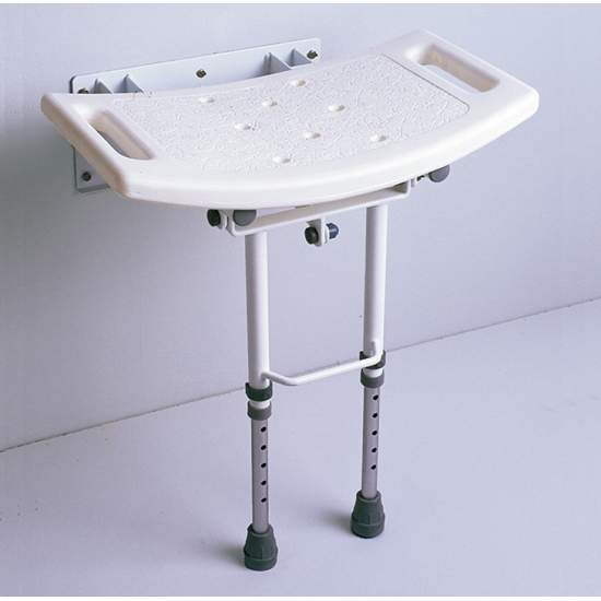 FOLDING WC SEAT WITH LEGS AD538D
