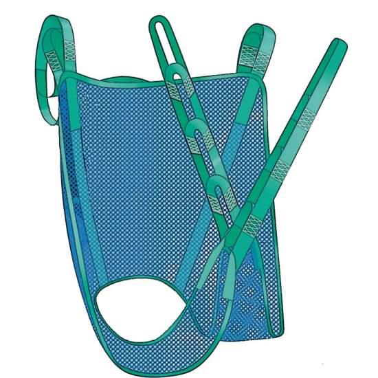 Crane harness