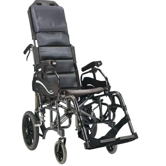 Aluminium kantelbare stoel AD819