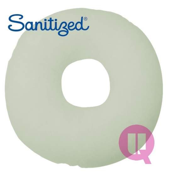 Sanitized Suapel cushion...