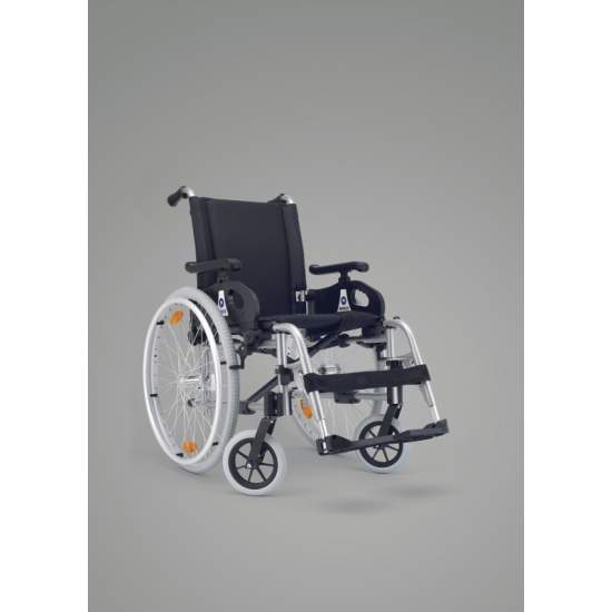 Wheelchair Minos Plena large wheel