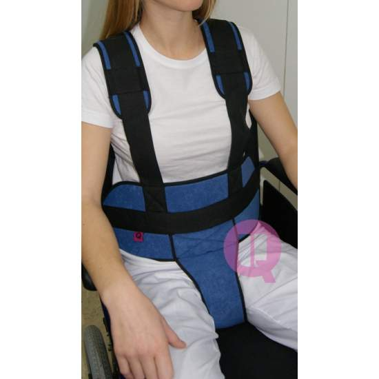 Perineal belt with...