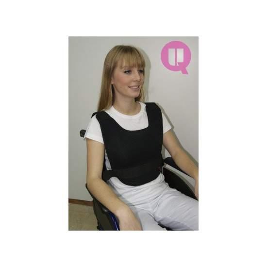 ARMCHAIR vest abdominal...