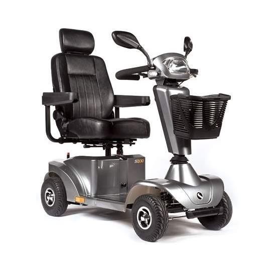 Elektrische scooter S400 Sterling