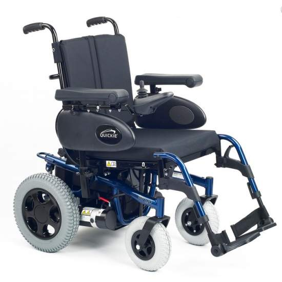 Quickie Tango elektrischer Rollstuhl