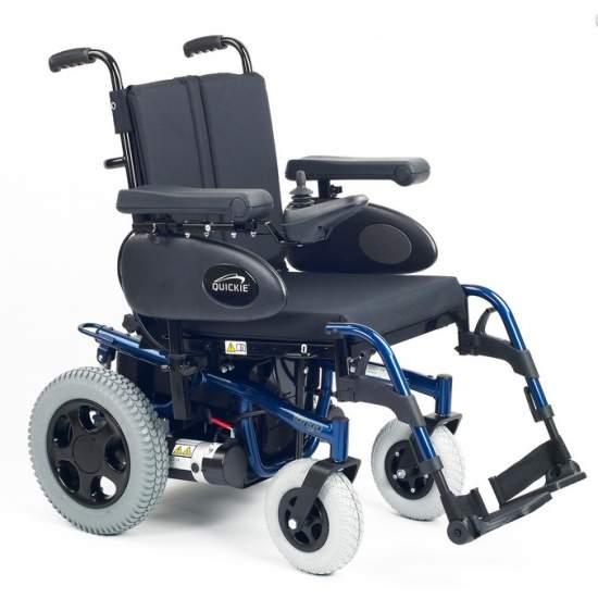 Quickie Tango elektrische rolstoel