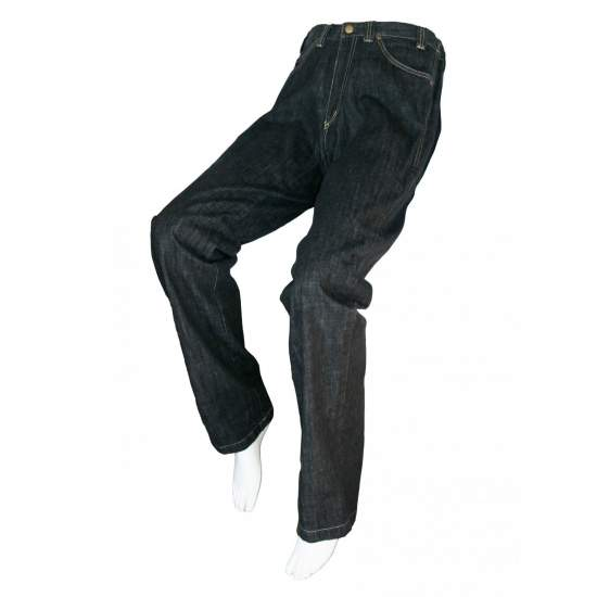 BLACK ADAPTED JEANS Unisex...