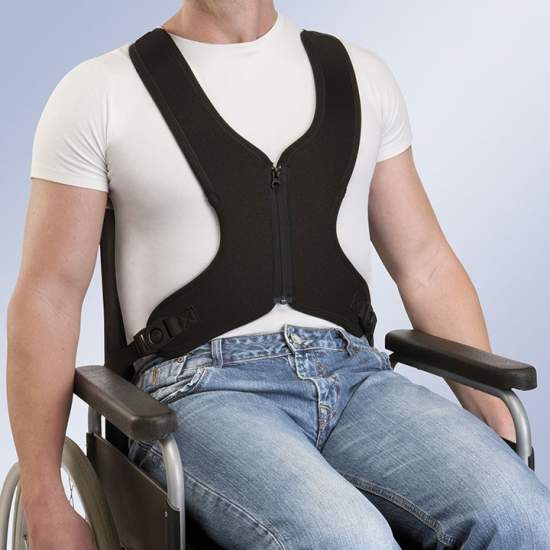 HARNESS VEST WITH...
