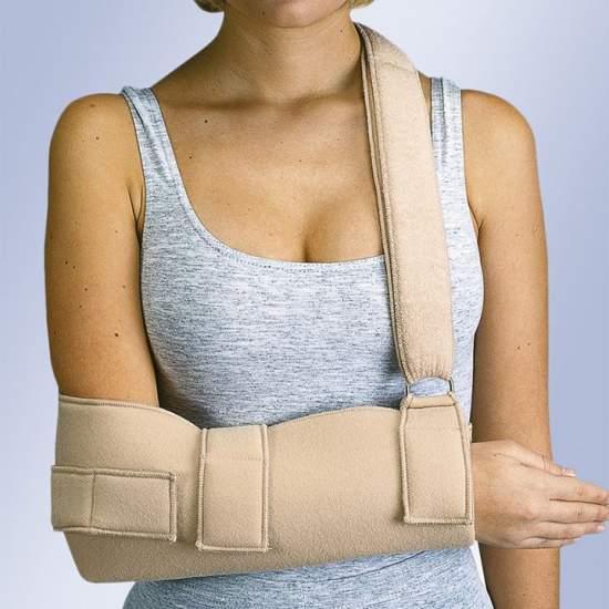 Child-shoulder immobilizer...
