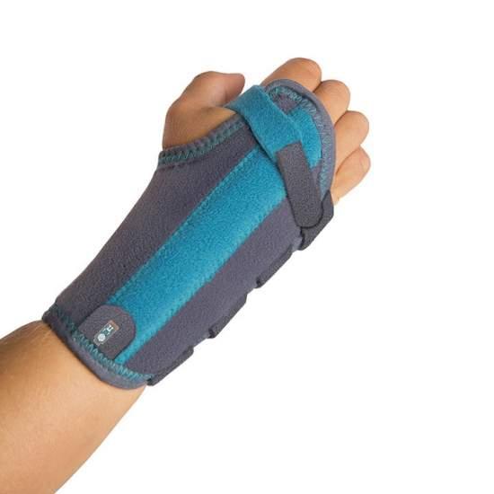 Immobilizing Wristband