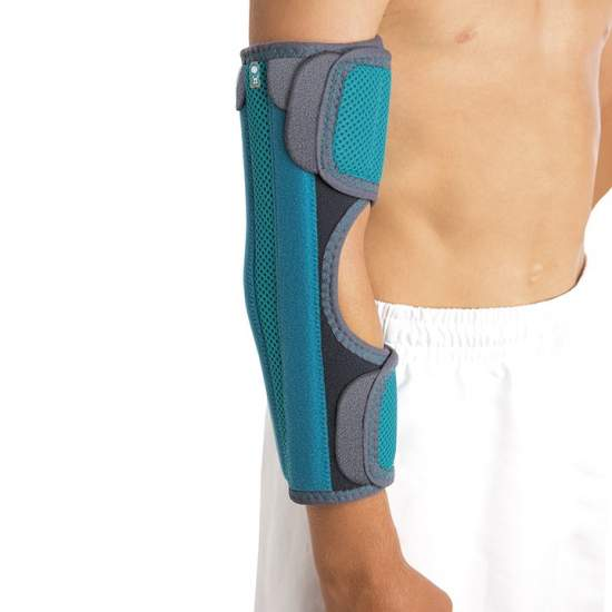 Elbow immobilizer without...