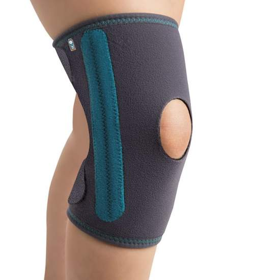 Pediatric Knee with Strapping